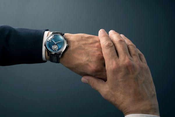 H. Moser & Cie. Endeavour Concept Minute Repeater Tourbillon