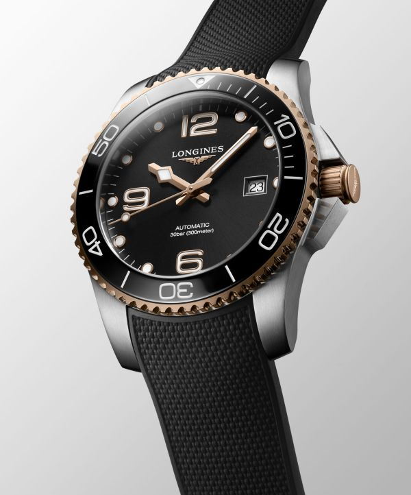 Longines HydroConquest Two Tone Versions