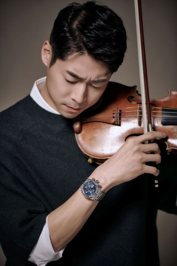 Maurice Lacroix adds Korean-American violinist Danny Koo to the ML Crew