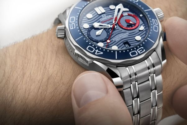 OMEGA Seamaster Diver 300M America's Cup Chronograph