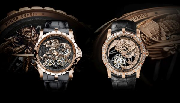 Roger Dubuis - Excalibur Feng and Excalibur Long