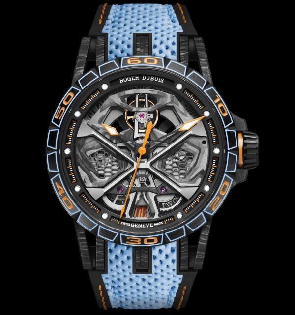 Roger Dubuis Excalibur Huracán STO Limited Edition watch