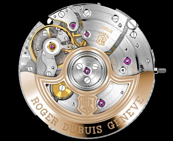Roger Dubuis Excalibur Knights of the Round Table Damascus Titanium Limited Edition