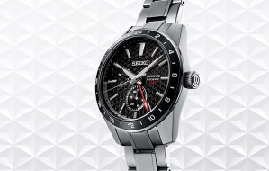 Seiko Presage Sharp Edged Series GMT