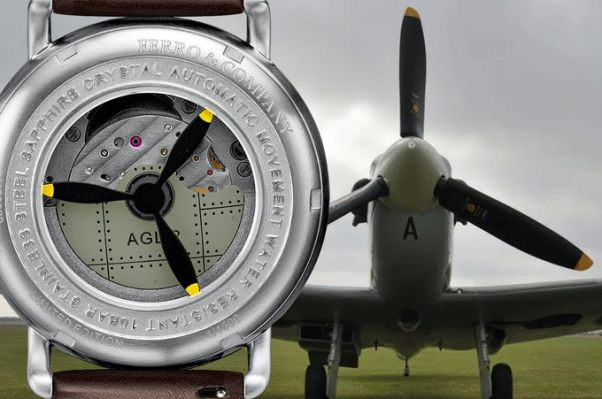 AGL2.0 Watch with Myiota Automatic movement 9015 -3