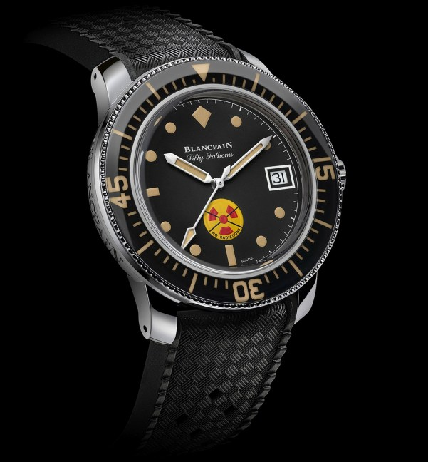Blancpain 'Tribute to Fifty Fathoms No Rad' Limited Edition (Ref. 5008D-1130-B64A)