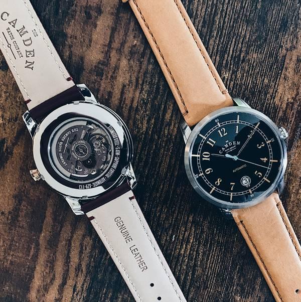 Camden Watch Company No.29 Type II Automatic