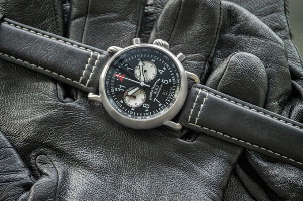 Ferro &Co AGL 2.0 Chronograph with Ronda Quartz movement 3