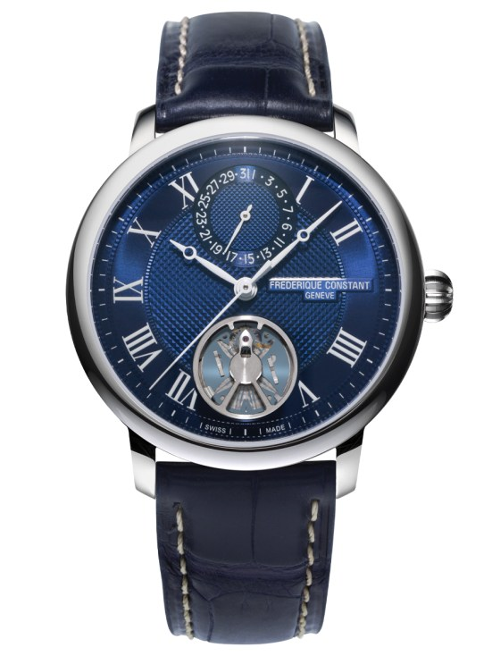 Frederique Constant Slimline Monolithic Manufacture, Reference FC-810MCN3S6