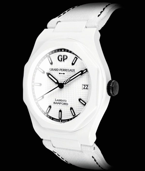 Girard Perregaux X Bamford Watch Department - The Laureato Ghost Limited Edition