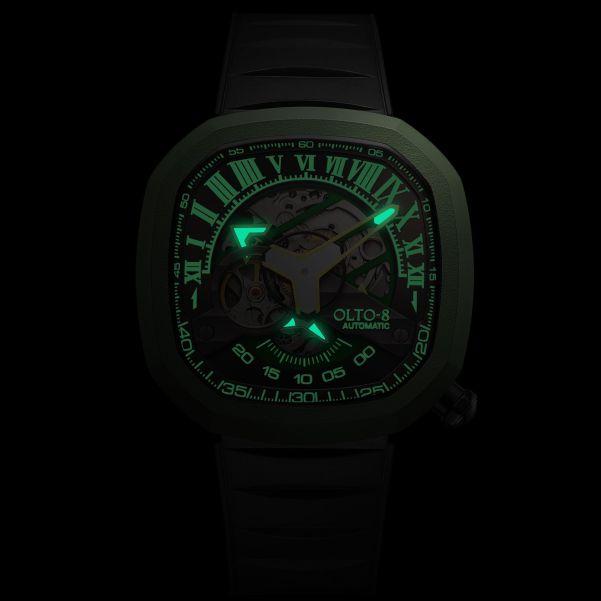OLTO-8 INFINITY II Automatic Watch (Kickstarter Campaign)