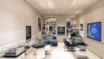 Tag Heuer Opens Its First Flagship Boutique in Zürich, Switzerland