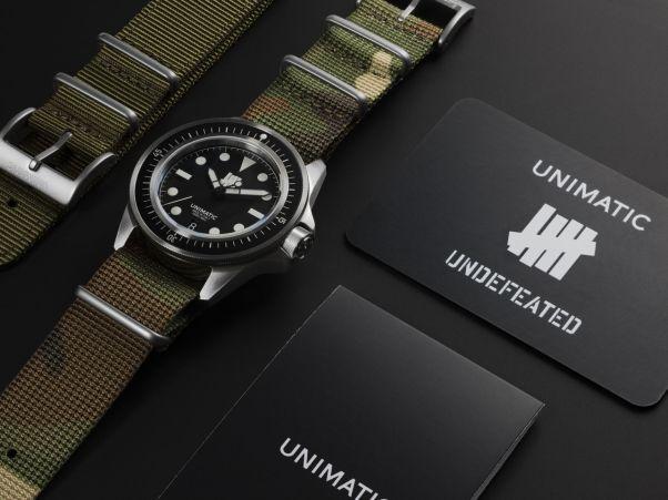 Undefeated X Unimatic Modello Uno U1-U Limited Edition