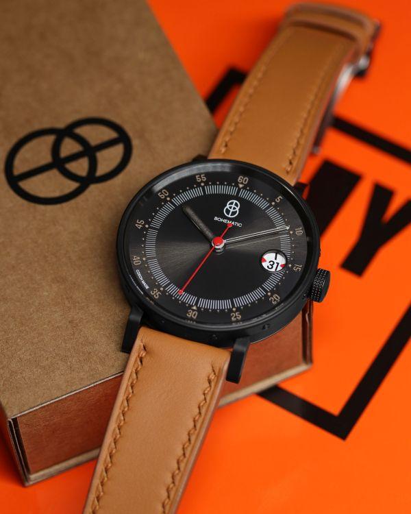 BOHEMATIC GRAPHIC SUTNAR manual winding watch