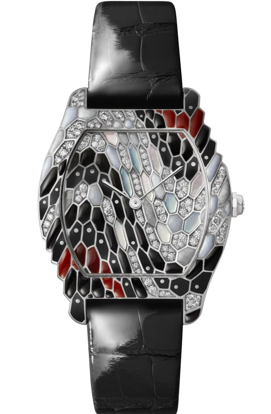 Cartier Libre Tortue Snake Watch