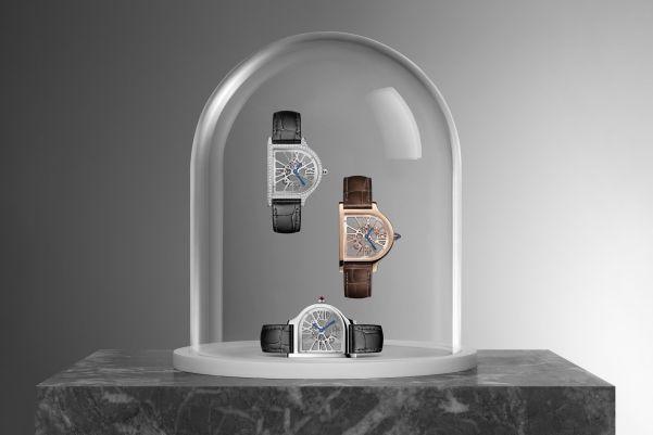 Cartier Privé Collection: The Cloche de Cartier Watch