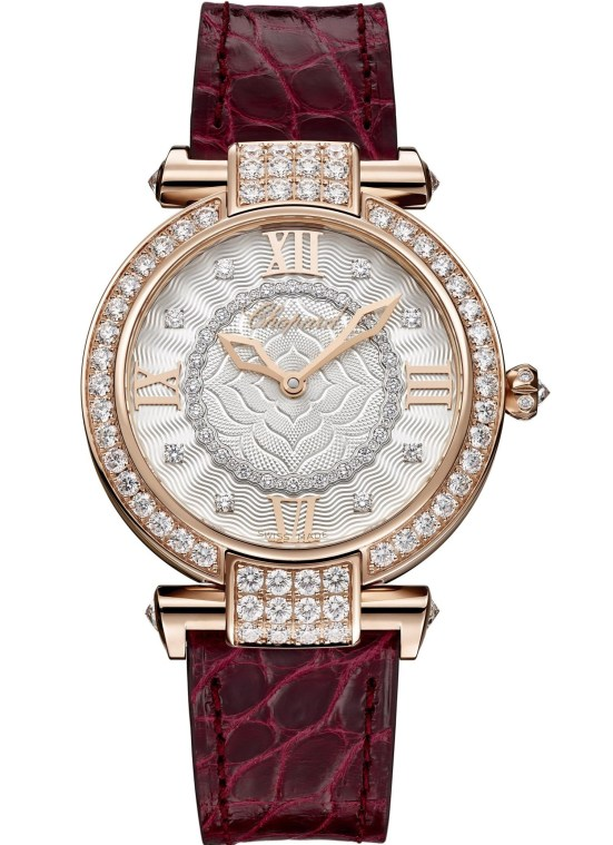 Chopard IMPERIALE in Ethical 18-carat Rose Gold, Boutique Exclusive