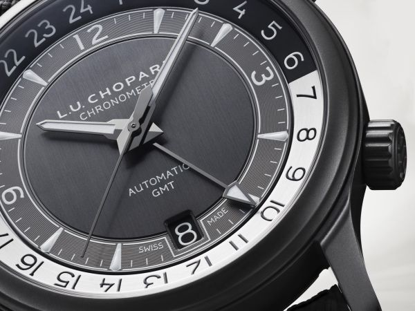 Chopard L.U.C GMT One Black Limited Edition automatic watch