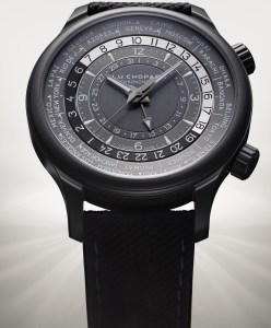Chopard L.U.C Time Traveler One Black Limited Edition