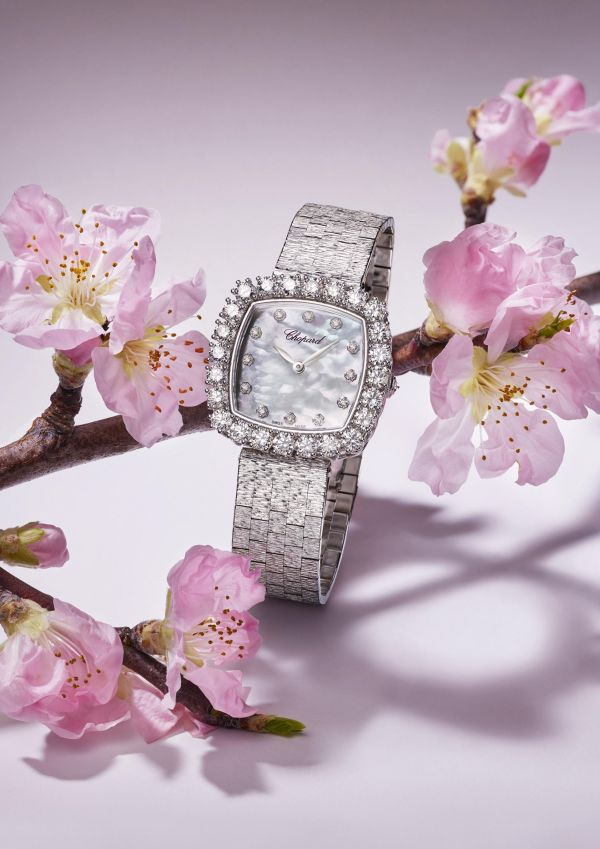 Chopard L'Heure du Diamant (In ethical 18-carat white gold)