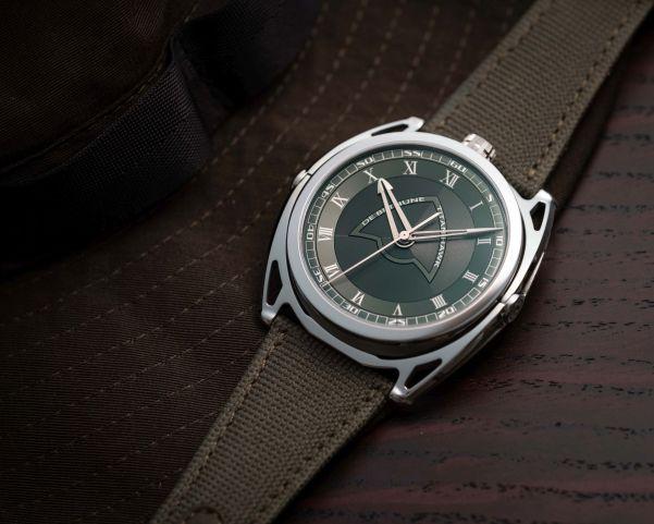 De Bethune DB27 Titan Hawk Limited Edition (with Green Dial)
