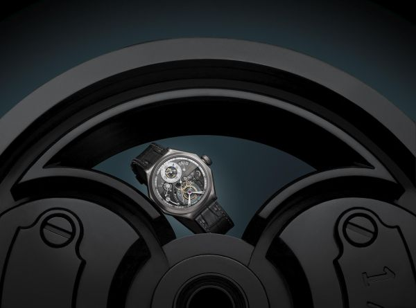 Ferdinand Berthoud Chronomètre FB RS Limited Edition watch
