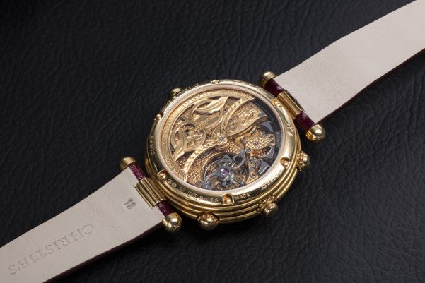 Gérald Genta Pink Gold Grand Sonnerie, No. 1 Ref. G0026.6