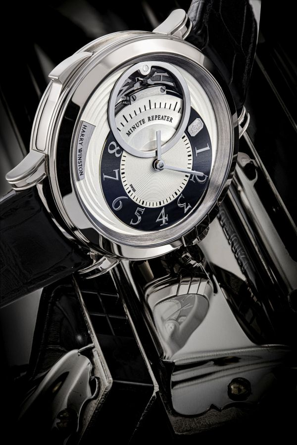 Harry Winston Minute Repeater Limited Edition