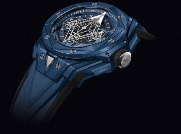 Hublot Big Bang Sang Bleu II Blue Ceramic Limited Edition