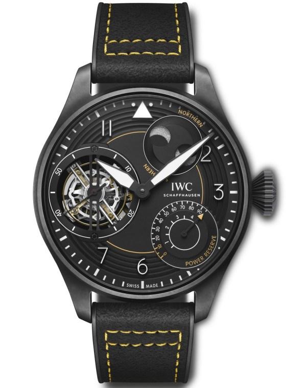 "IWC Schaffhausen Big Pilot's Watch Constant-Force Tourbillon Edition ""IWC Racing"""