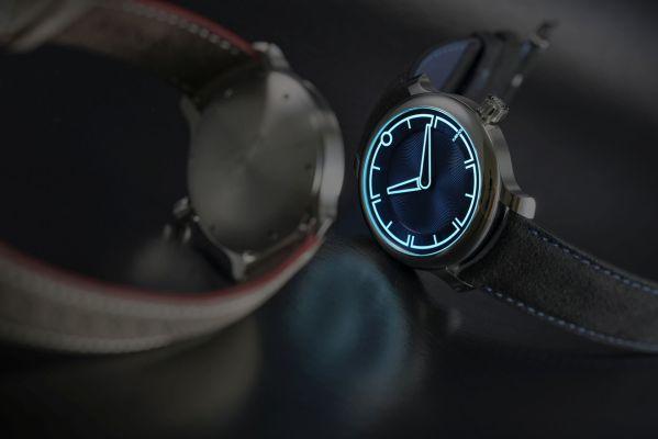 MING 17.09 watch lume