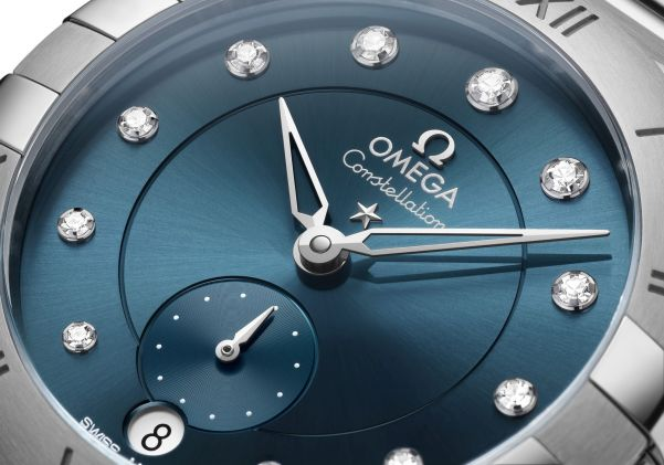 OMEGA Constellation Co‑Axial Master Chronometer Small Seconds 34 mm Reference 131.10.34.20.53.001