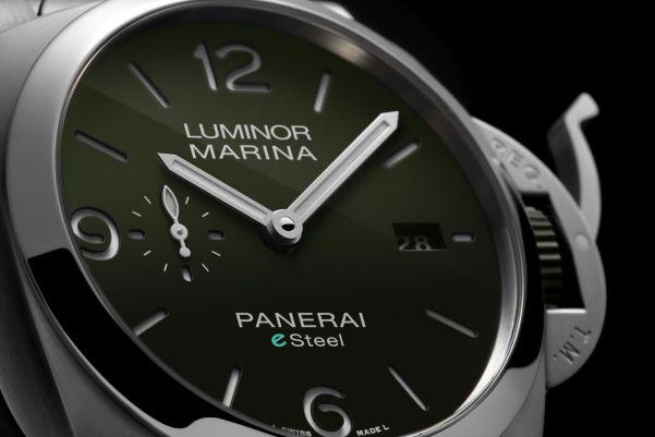 Panerai Luminor Marina eSteelTM, Reference PAM01356