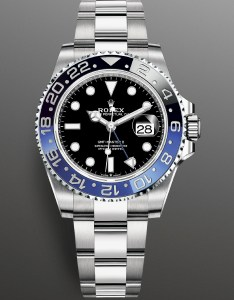 Rolex GMT-Master II New Reference 126710BLNR-0003