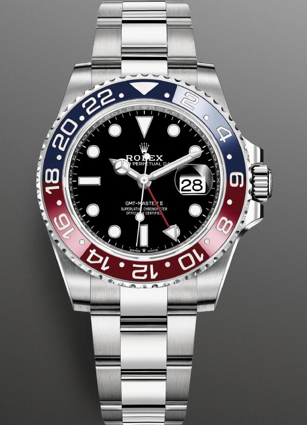 Rolex GMT-Master II New Reference 126710BLRO-0002