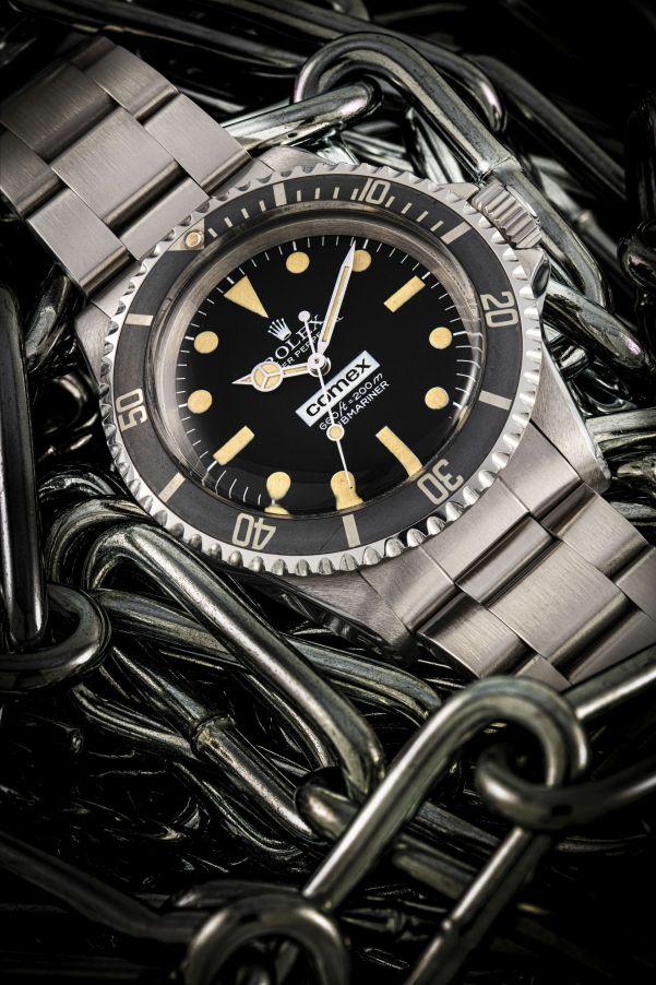 Rolex Submariner ref. 5514 'Comex'