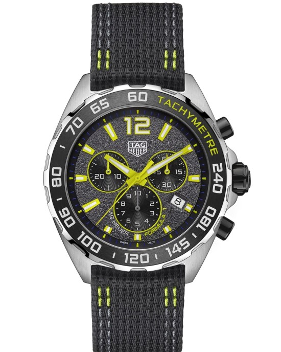 TAG Heuer Formula 1 (43 mm), Reference CAZ101AG.FC8304