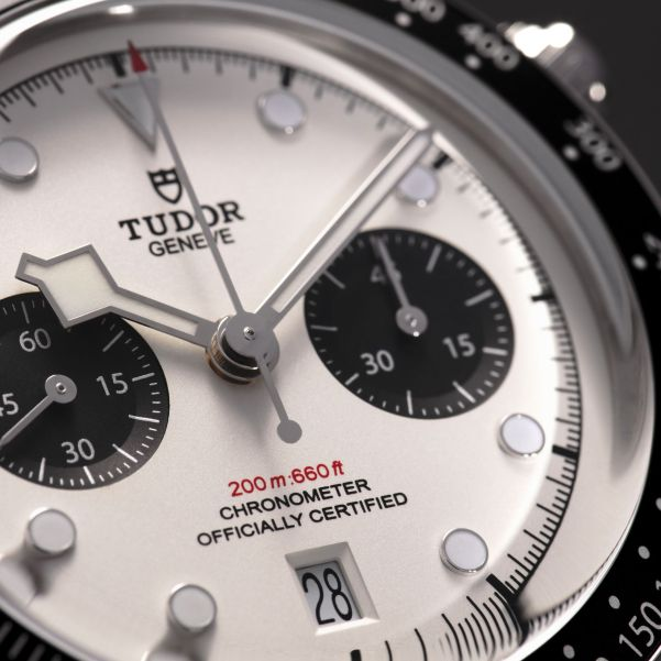 Tudor Black Bay Chrono (Reference 79360N)