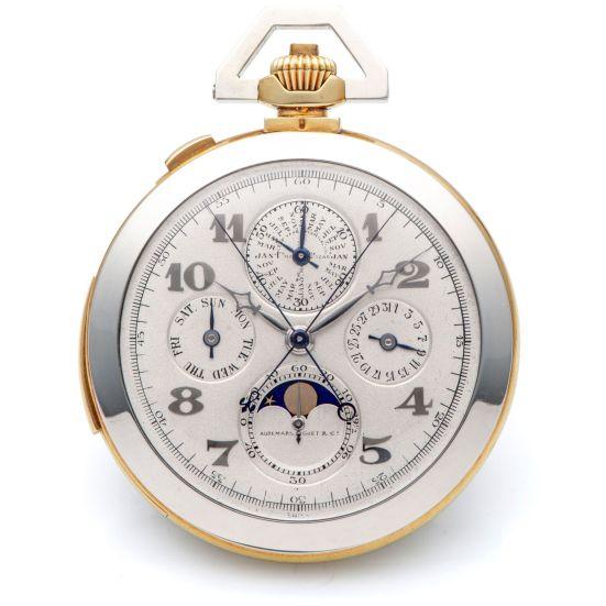 Audemars Piguet Grande Complication Style ''Murat'' Pocket watch