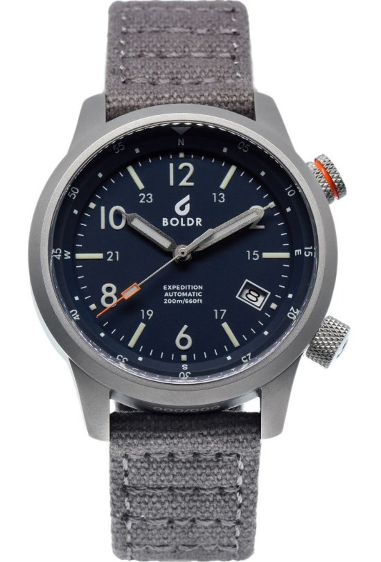 BOLDR Expedition Field Everest watch