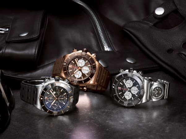 Breitling New Super Chronomat Collection