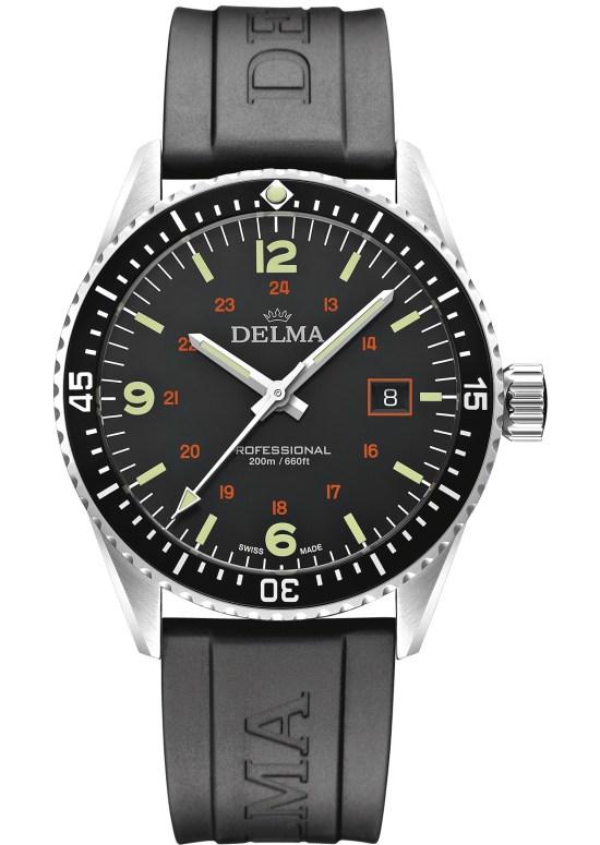 Delma Cayman Field Quartz Watch