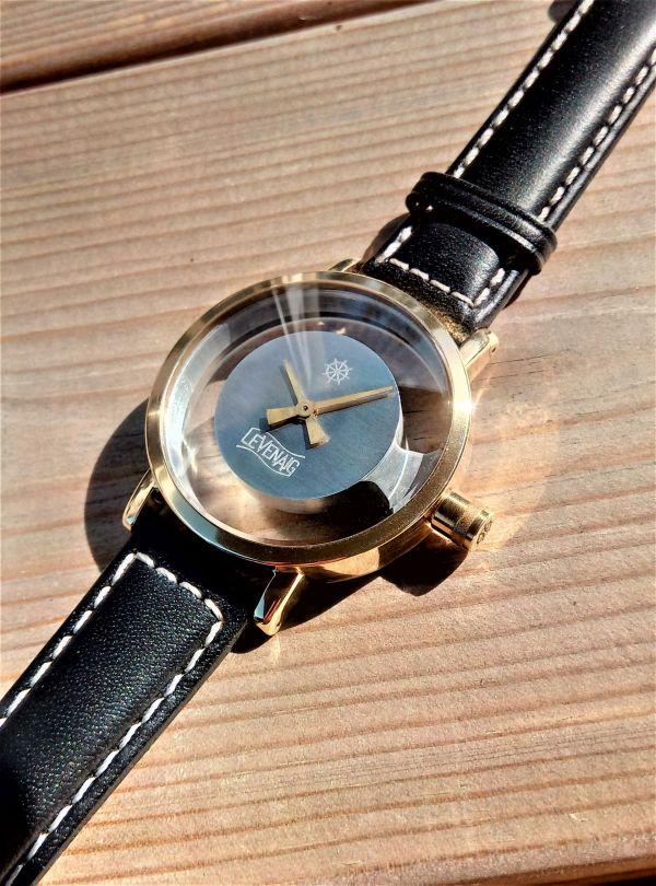 Lakeland 38 by Levenaig Watches