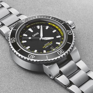 Oris Aquis Depth Gauge, Second Generation