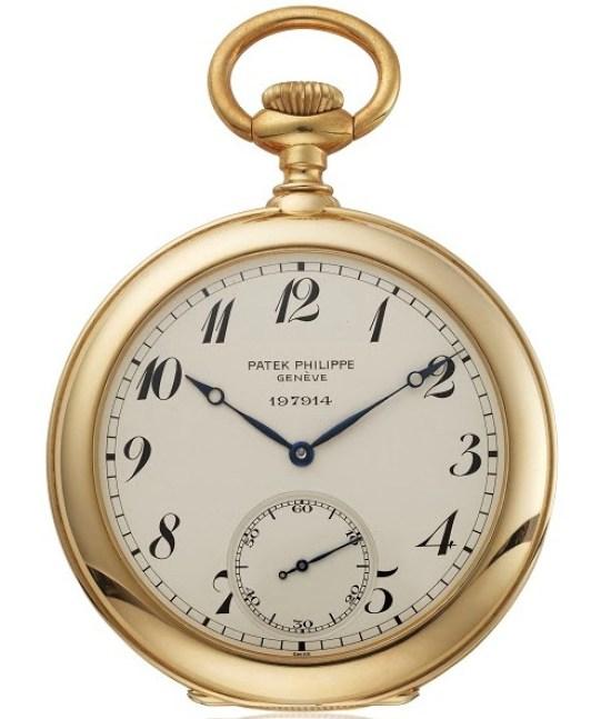 Patek Philippe reference 944-1 Pocket watch