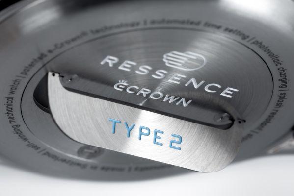 Ressence Type 2N 'Night Blue'