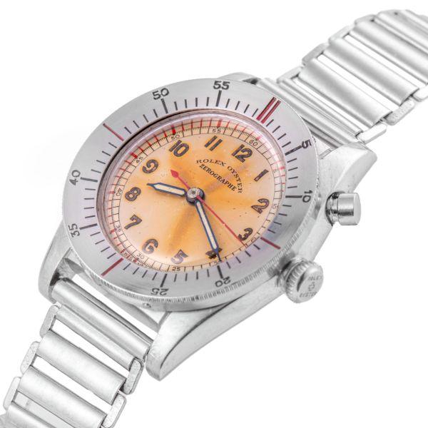 Rolex Ref. 3346 Zerographe