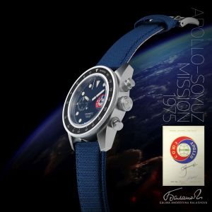 UNIMATIC Modello Tre U3-AS Apollo Soyuz Limited Edition