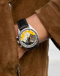 Zenith Chronomaster Open Cohiba 55th Anniversary Edition