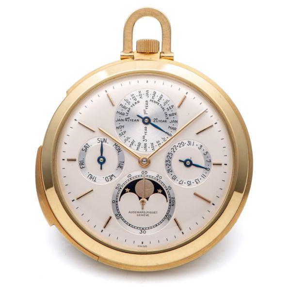 LOT 326: Audemars Piguet Astronomic Minute Repeater